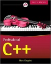 Professional C++, 4th Edition