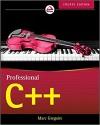 Professional C++, 4th Edition
